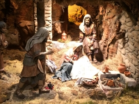 Visita Belenes Madrid - COLEGIO JESÚS NAZARENO
