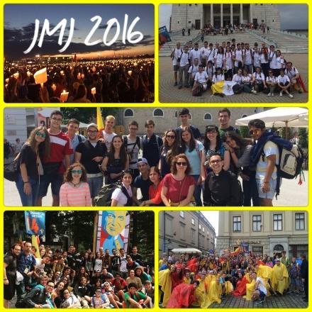 JMJ 2016 CRACOVIA - COLEGIO JESÚS NAZARENO