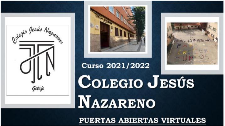 PUERTAS ABIERTAS VIRTUALES 2021/22